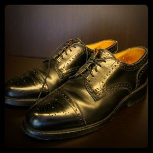 Allen Edmonds Black Dress Shoes 6D